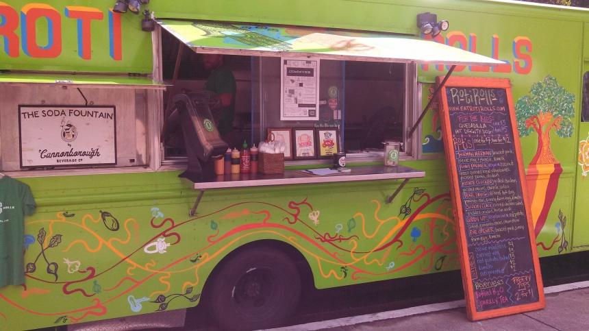 roti rolls truck 2